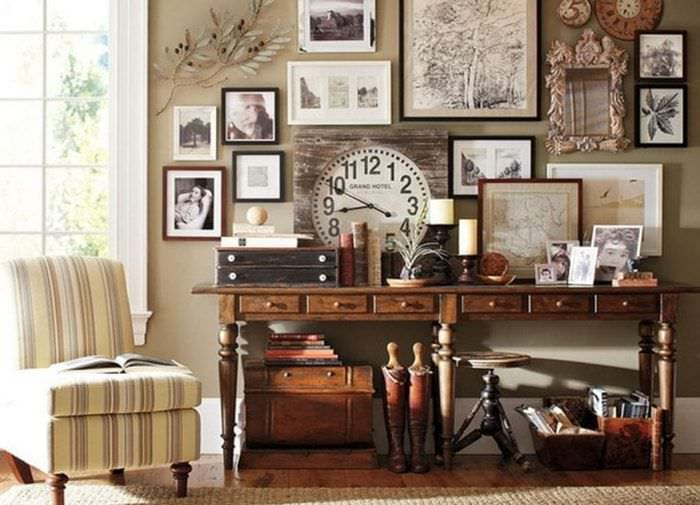Old fashioned home accessories 87