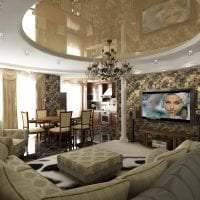 стильный дизайн комнаты фото
