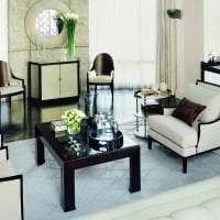 красивый стиль комнаты в стиле деко арт картинка