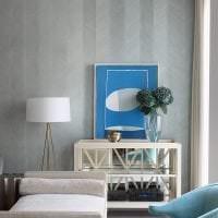яркий интерьер спальни в американском стиле картинка