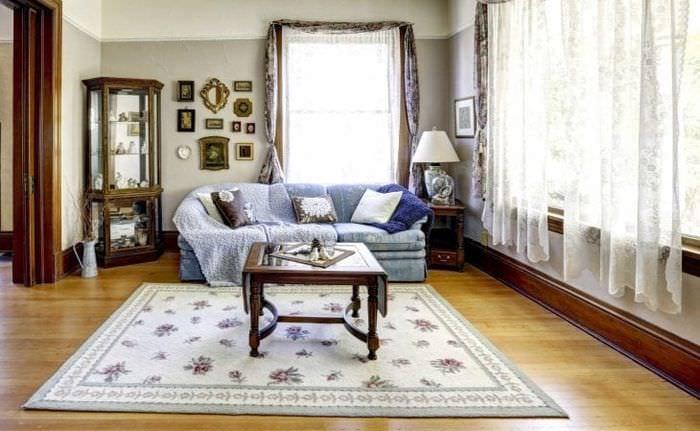 шикарный стиль спальни в американском стиле