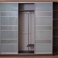 стиль углового шкафа в спальне из мдф фото