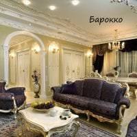светлая прихожая комната интерьер фото