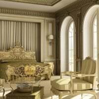 цветная гостевая комната дизайн картинка