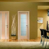 темные двери в стиле гостевой картинка