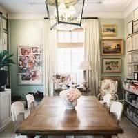 красивый интерьер квартиры в французском стиле фото