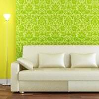 белый диван в стиле прихожей фото