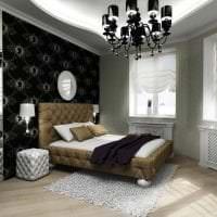 яркий интерьер комнаты в стиле арт деко фото