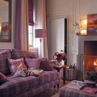 красивый стиль квартиры в английском стиле фото