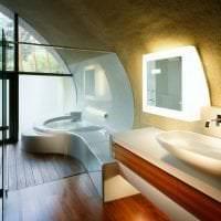 яркий декор квартиры в японском стиле картинка