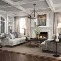 красивый стиль дома в американском стиле картинка
