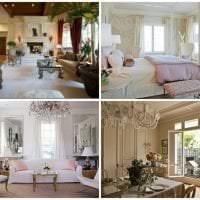 красивый дизайн квартиры в французском стиле картинка