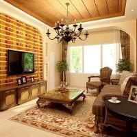 светлый интерьер дома в американском стиле фото