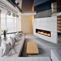 стильный стиль квартиры в стиле хай тек картинка