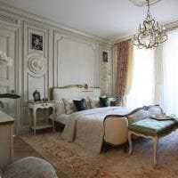 красивый дизайн квартиры в французском стиле фото