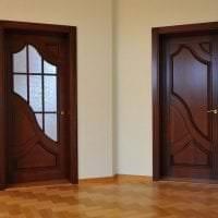 яркие двери в стиле гостевой фото