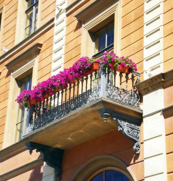 Озеленение балкона и лоджии, оформление балкона 90