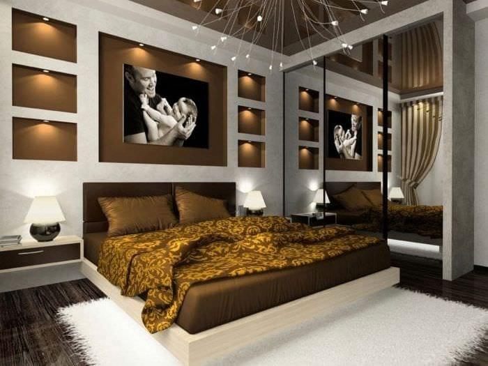 Дизайн комнат для спальни фото