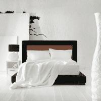 необычный интерьер прихожей в черно белом цвете фото