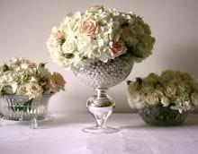 живые цветы в интерьере квартиры картинка
