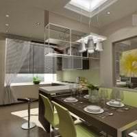 дизайнерская кухня в стиле ампир картинка