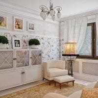 красивый стиль квартиры в стиле прованс фото