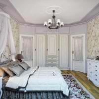 необычный дизайн гостиной в стиле прованс фото
