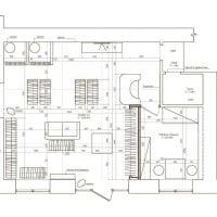 яркий эргономичный интерьер квартиры картинка