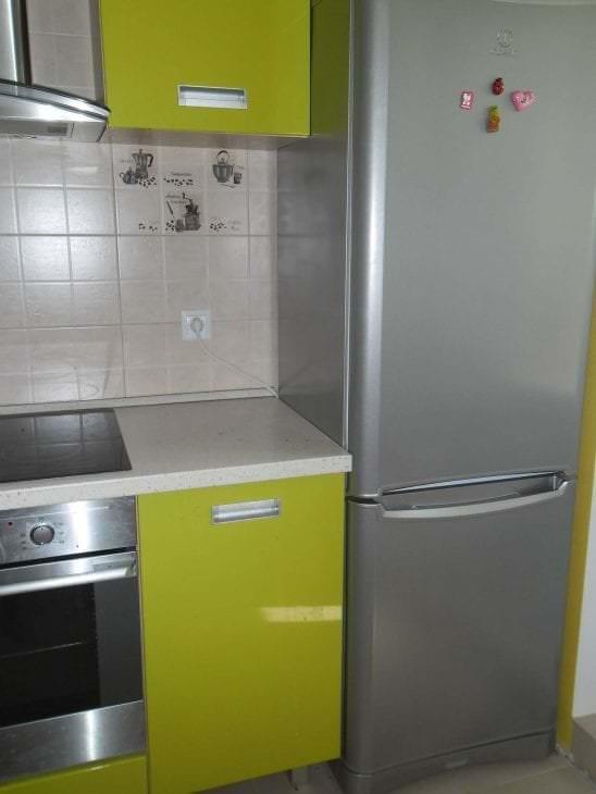 Как встроить обычный холодильник в гарнитур 2 способа, 20 4