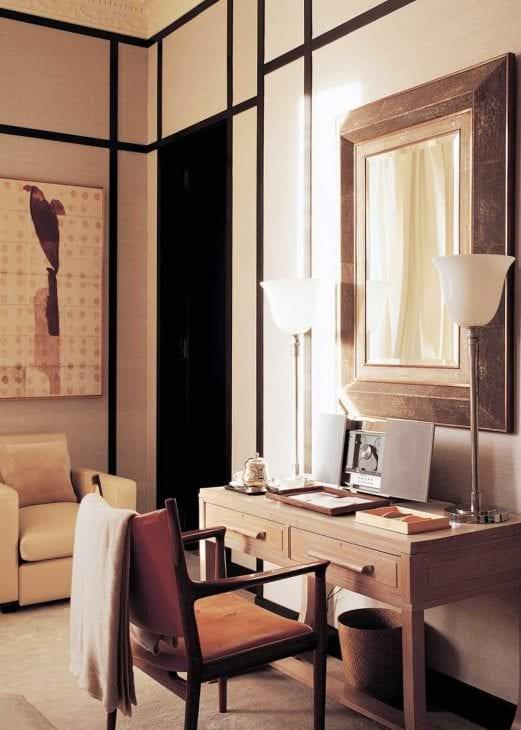 необычный дизайн квартиры в стиле гранж