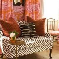 красивый стиль спальни в стиле гранж картинка