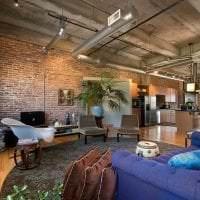 яркий стиль квартиры в стиле гранж фото