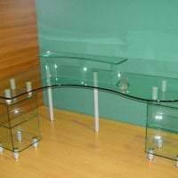 прозрачное стекло в интерьере детской картинка