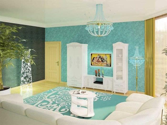 светлая белая мебель в декоре спальни