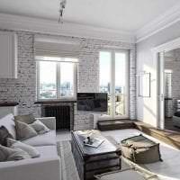 светлая белая мебель в декоре спальни фото