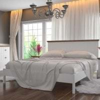 яркая белая мебель в стиле прихожей картинка