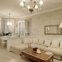 светлая белая мебель в декоре квартиры фото