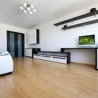 светлая белая мебель в стиле спальни фото