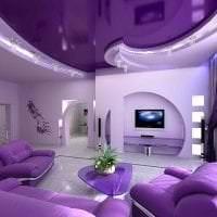 яркая комната в стиле ампир картинка