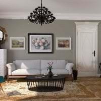 яркий интерьер квартиры в стиле бохо фото