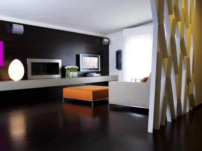 Фото дизайна стен и мебели