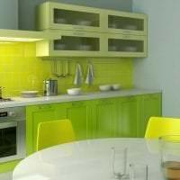 красивый дизайн элитной кухни в стиле модерн картинка
