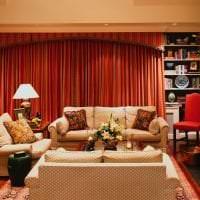 уютный необычный интерьер квартиры фото