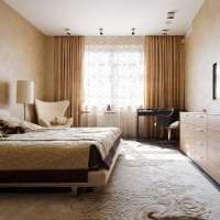 уютный красивый стиль спальни фото