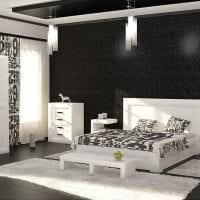 светлая белая мебель в стиле спальни картинка