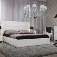 светлая белая мебель в декоре квартиры картинка
