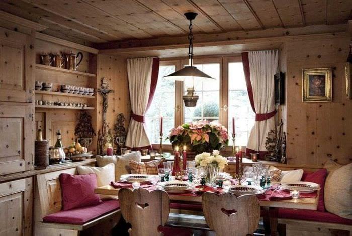 Уют в деревянном доме своими руками идеи для дома фото