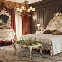 яркий дизайн прихожей в стиле барокко картинка