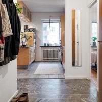 яркий стиль гостиной в шведском стиле фото