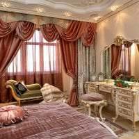 светлый стиль ванной в стиле барокко фото